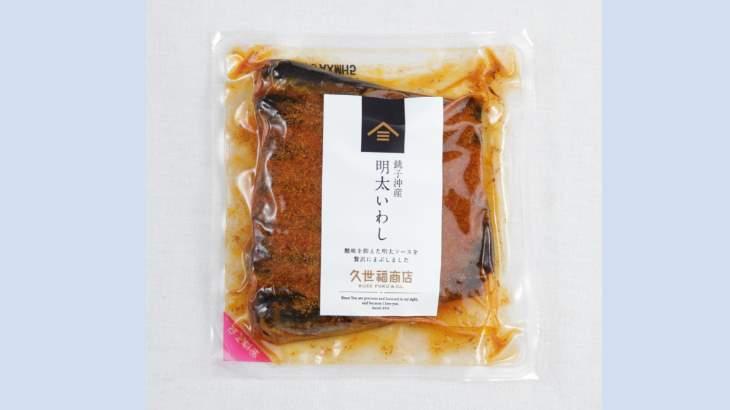 久世福商店の明太いわし-アイキャッチ02